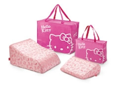 第一代 Hello Kitty 系列商品2015年4月1日起停止量產!
