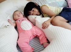 GreySa格蕾莎 哺乳護嬰枕~一組兩入多功能 哺乳枕/寶寶安全圍欄
